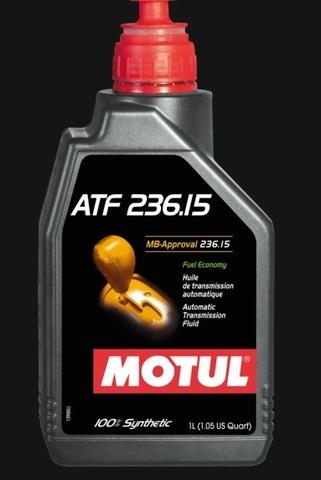 Motul ATF 236.15 Трансмиссионная жидкость для Mercedes