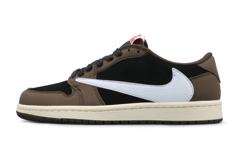 Travis Scott x Air Jordan 1 Low 'Dark Mocha'