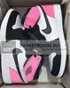 Air Jordan 1 GS 'Valentine's Day' (Фото в живую)