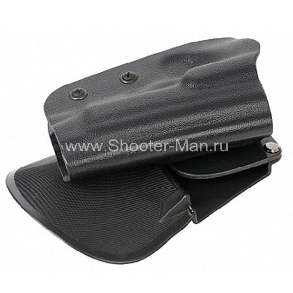 Кобура пластиковая для пистолета Глок 17 ( Модель № 26 )