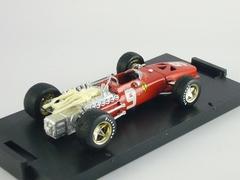 Ferrari 312 N9 GP Olanda 1968 C.Amon F1 Brumm 1:43