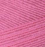Пряжа Alize Diva Stretch розовый 178