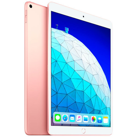 Планшет Apple iPad Air (2019) 64Gb Wi-Fi + Cellular (Gold)
