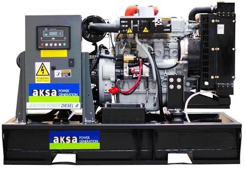 Дизельный генератор Aksa APD33A