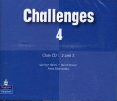 Challenges 4 Cl CD x4 !! **