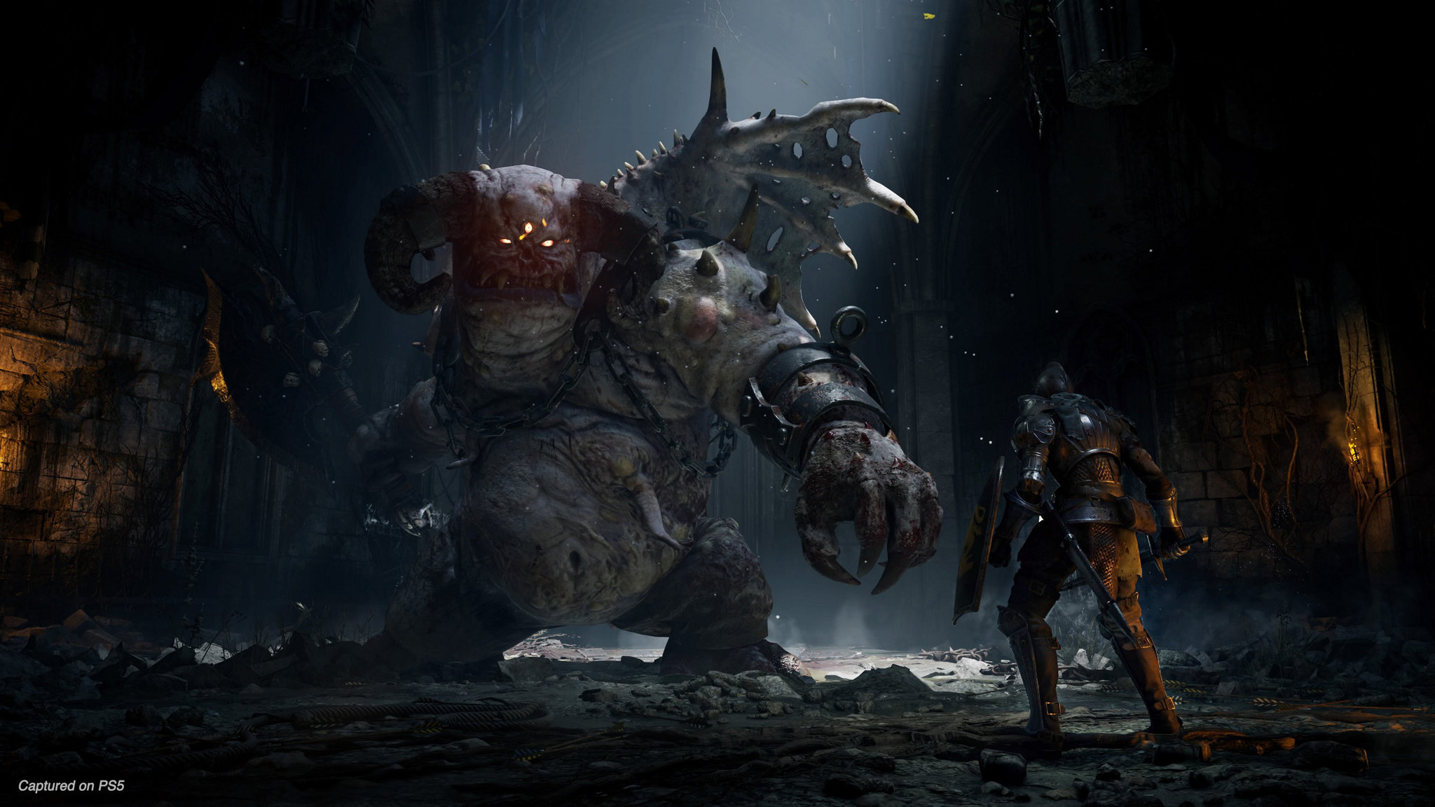 Demon's Souls для PS5 с русскими субтитрами