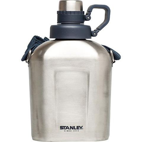 Картинка фляга туристическая Stanley Adventure 1L flask сталь - 1
