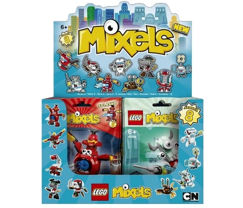 LEGO Mixels: Шаркс 41566 — Sharx — Лего Миксели