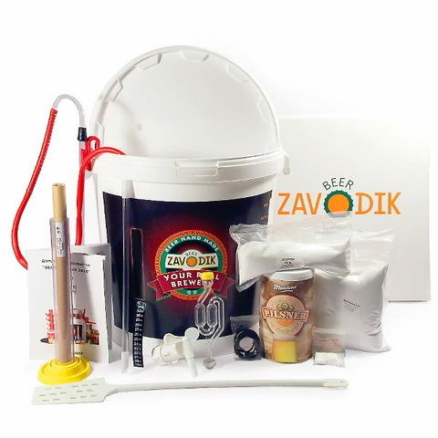 Домашняя мини пивоварня Beer Zavodik Standart