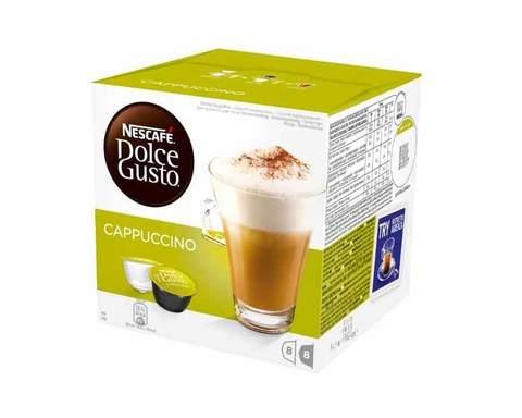 Кофе в капсулах Dolce Gusto Cappuccino, 16 капсул