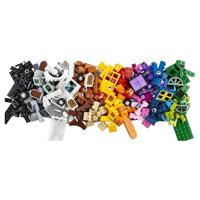 Конструктор LEGO Classic Набор для творчества с окнами 11004