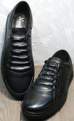 Удобные кроссовки на каждый день мужские осень весна Novelty 5235 Black