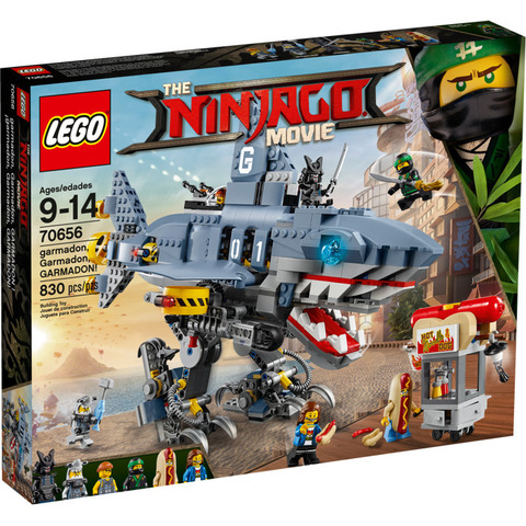 LEGO Ninjago Movie: гармадон, Гармадон, ГАРМАДОН! 70656 — garmadon, Garmadon, GARMADON! — Лего Ниндзяго фильм