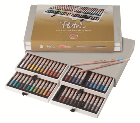 Набор пастельных карандашей Design 48 цветов в подарочной упаковке