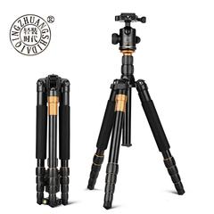 Профессиональный фотоштатив-трансформер Beike Q-666c