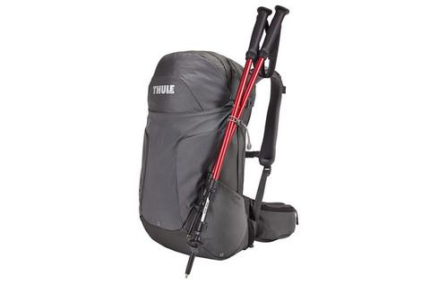 Картинка рюкзак туристический Thule Guidepost 65L Серый/Тёмно-Серый - 11