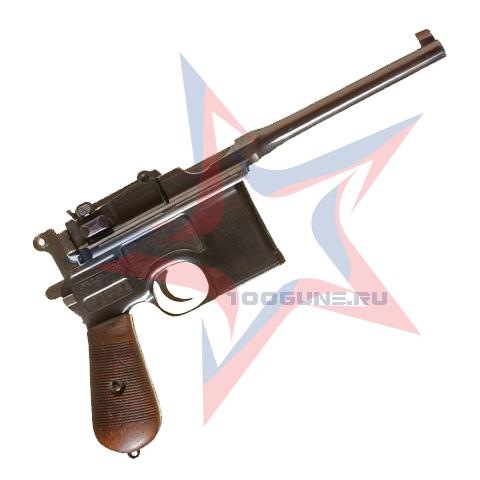 Охолощенный Пистолет Маузер С-96