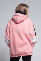бледно-розовая толстовка купить