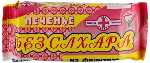 Печенье ВКФ б/сах на фрукт 120г