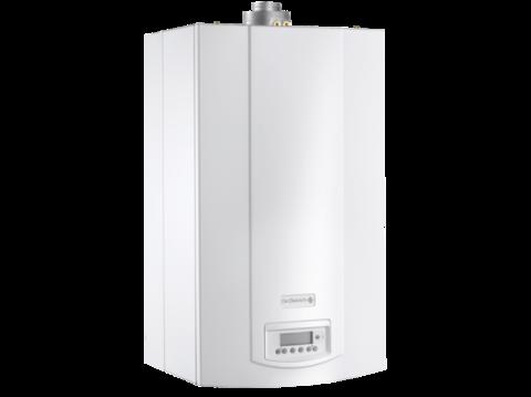Котел  ZENA PLUS MSL 28 MI FF газовый настенный 28 кВт двухконтурный с закрытой камерой сгорания