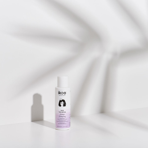 Шампунь ikoo infusions Talk the Detox Shampoo «ДЕТОКС ПРОКАЧКА», 100 мл.