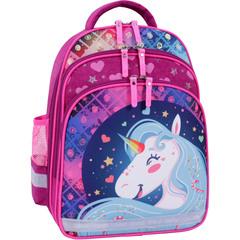 Рюкзак школьный Bagland Mouse 143 малиновый 504 (00513702)