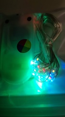 Светодиодная гирлянда роса 3м 30LED мульти