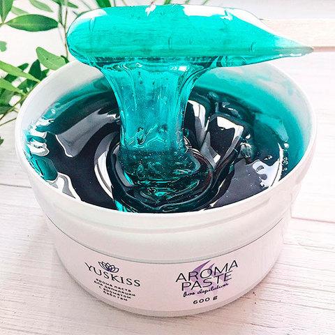 Цветная арома-паста для шугаринга «Баббл-гам» TM YUSKISS 600 g SOFT