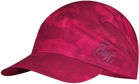 Кепка спортивная женская Buff Pack Trek Cap Protea Deep Pink фото 1