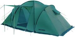 Палатка кемпинговая Talberg Base 6 зелёный