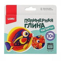 Gil Lori Красочные рыбки polimer