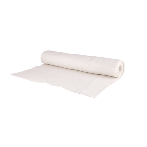 Коврик 50*150 см без рисунка белый