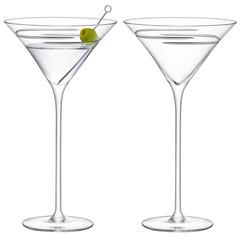 Набор из 2 бокалов для коктейлей Signature Verso 275 мл, фото 1