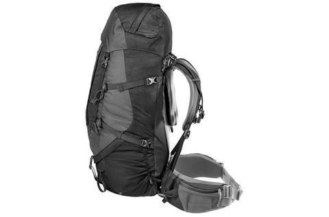 Картинка рюкзак туристический Thule Guidepost 65L Серый/Тёмно-Серый - 2