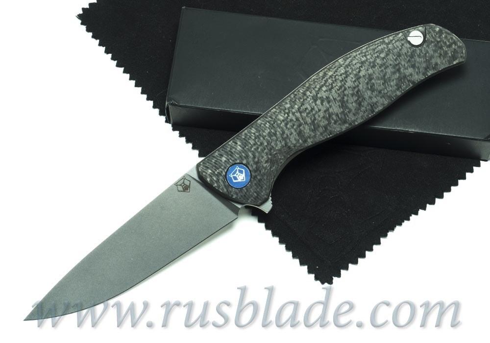Shirogorov F3 M390 CF 3D Rare