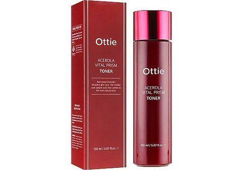 Ottie Acerola Vital Prism Toner витаминный тонер с ацеролой