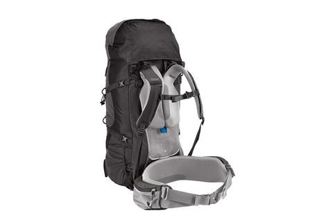 Картинка рюкзак туристический Thule Guidepost 65L Серый/Тёмно-Серый - 4