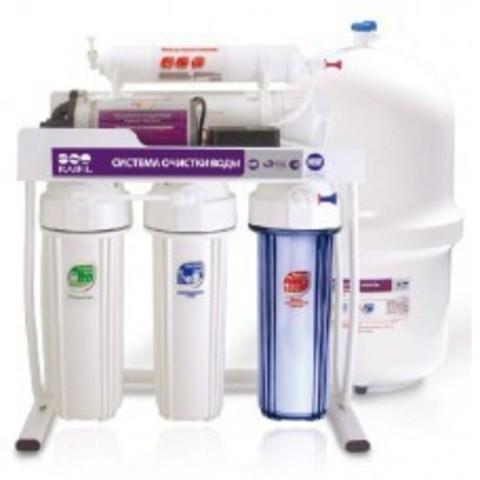 Водоочиститель RO 905-550BP-EZ-S CSM (RO система на металлической раме  с НПД), Райфил