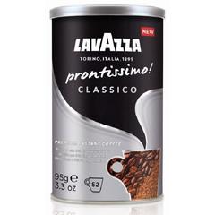 Кофе растворимый Lavazza Prontissimo Classico 95 г (железная банка)