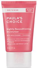 Paula's Choice Defense Nightly Reconditioning Moisturiser ночной крем для лица 60мл