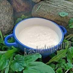 Французский сырный суп 'Фабрика здоровой еды', 300г в тарелке