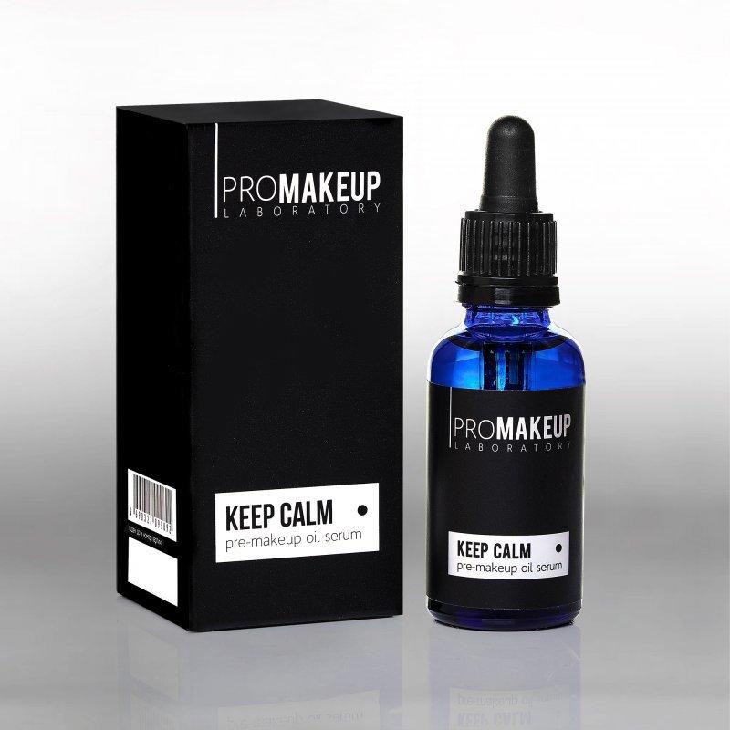 Сыворотка база PRO Makeup Keep Calm Pre-Makeup Oil Serum 30 мл
