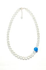 Ожерелье Satinato цвет Dark Aqua