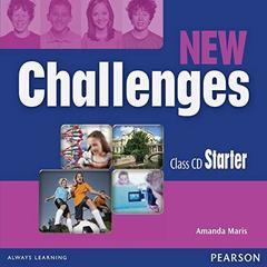 Challenges NEd Starter Class CDs !!**