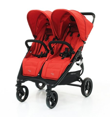 Коляска Valco baby Snap Duo Fire red