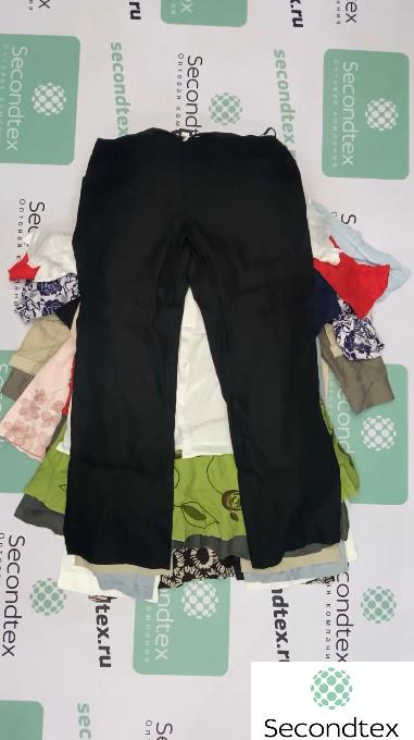 Микс одежды из льна