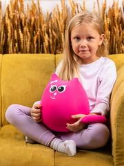 Мягкая игрушка-подушка Gekoko «Кошечка Мини Коралл» 2