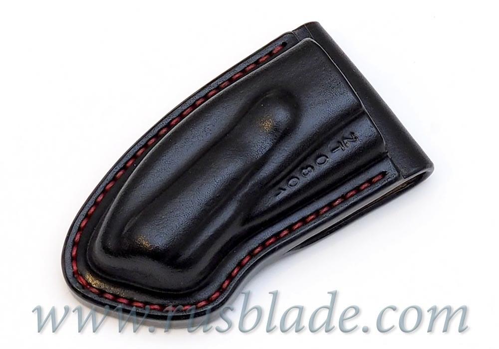 CUSTOM Handmade ZT 0801 Zero Tolerance 0801 Leather Sheath Black