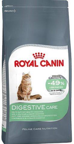 10 кг. ROYAL CANIN Сухой корм для котов и кошек с расстройствами пищеварительной системы Digestive Care