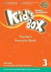 Kid's Box UPDATED Second Edition 3 Teacher's Re...
